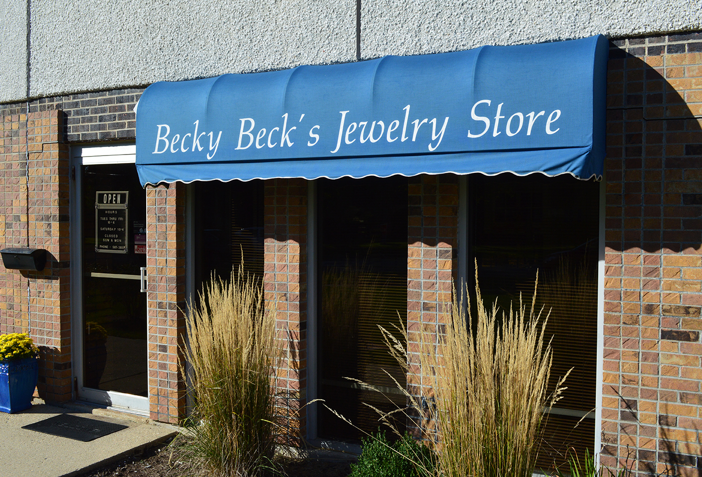 Becky Beck's Jewelry Store in DeKalb, IL
